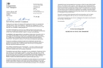 Letter from Grant Shapps re EWR